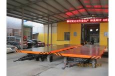 重型平板拖车02