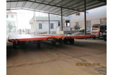 重型平板拖车04