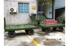 轻型平板拖车01