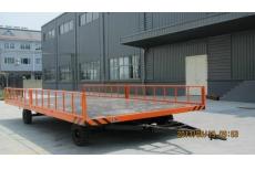 重型平板拖车07