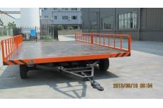 重型平板拖车09