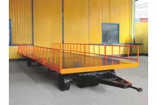 重型平板拖车11
