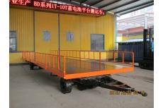 重型平板拖车12