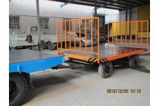 轻型平板拖车05