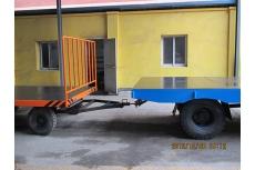 轻型平板拖车07