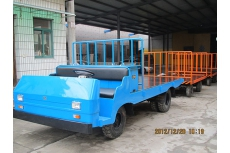 轻型平板拖车06